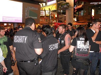 5858397881 48a58194ea Security Guards Can Ensure The Security Of Your Events