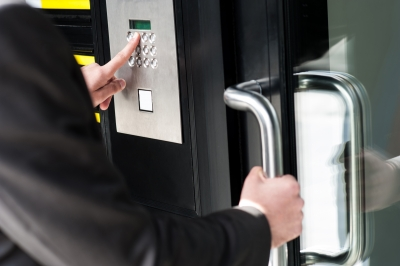 ID 100184516 You Can Enjoy Peace Of Mind For Your Business With An Effective Access Control System